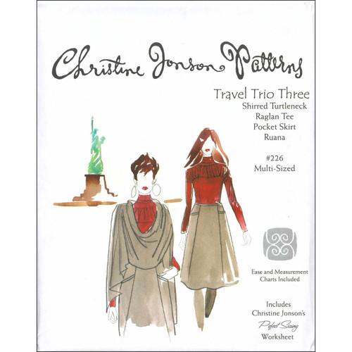 Travel Trio Three - Christine Jonson