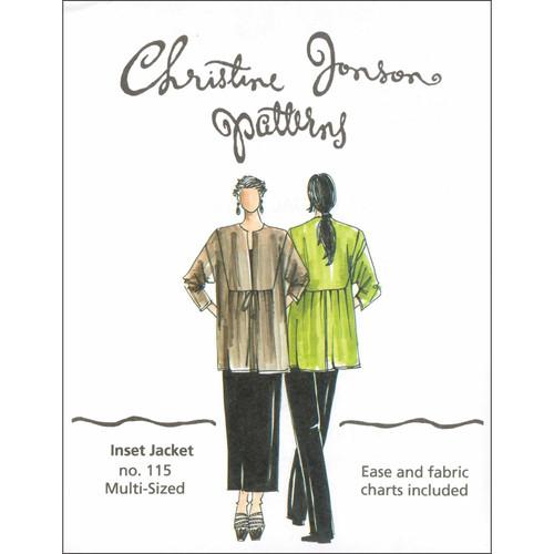 Inset Jacket - Christine Jonson