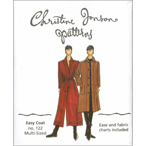 Easy Coat - Christine Jonson