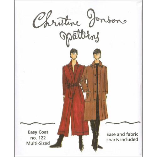 Easy Coat - Christine Jonson
