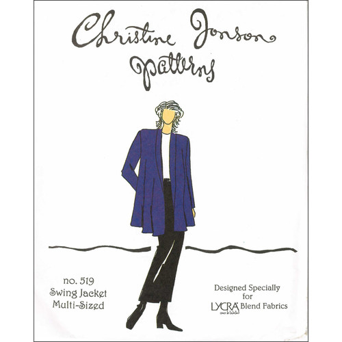 Swing Jacket - Christine Jonson