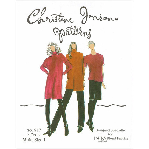 Three Tees - Christine Jonson