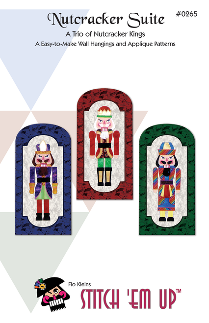 Nutcracker Suite Wall Hanging Pattern