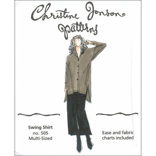 Swing Shirt - Christine Jonson