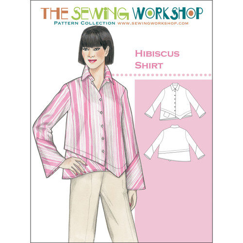 Hibiscus Shirt - The Sewing Workshop