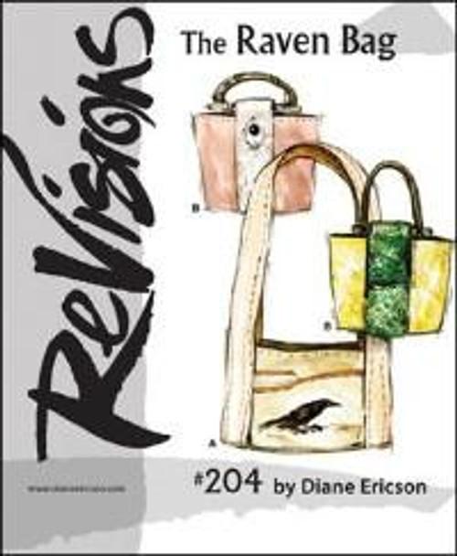 The Raven Bag - Diane Ericson Design