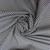 Diamond Jacquard Suiting - Imported from France - Black/Taupe - Reversible!