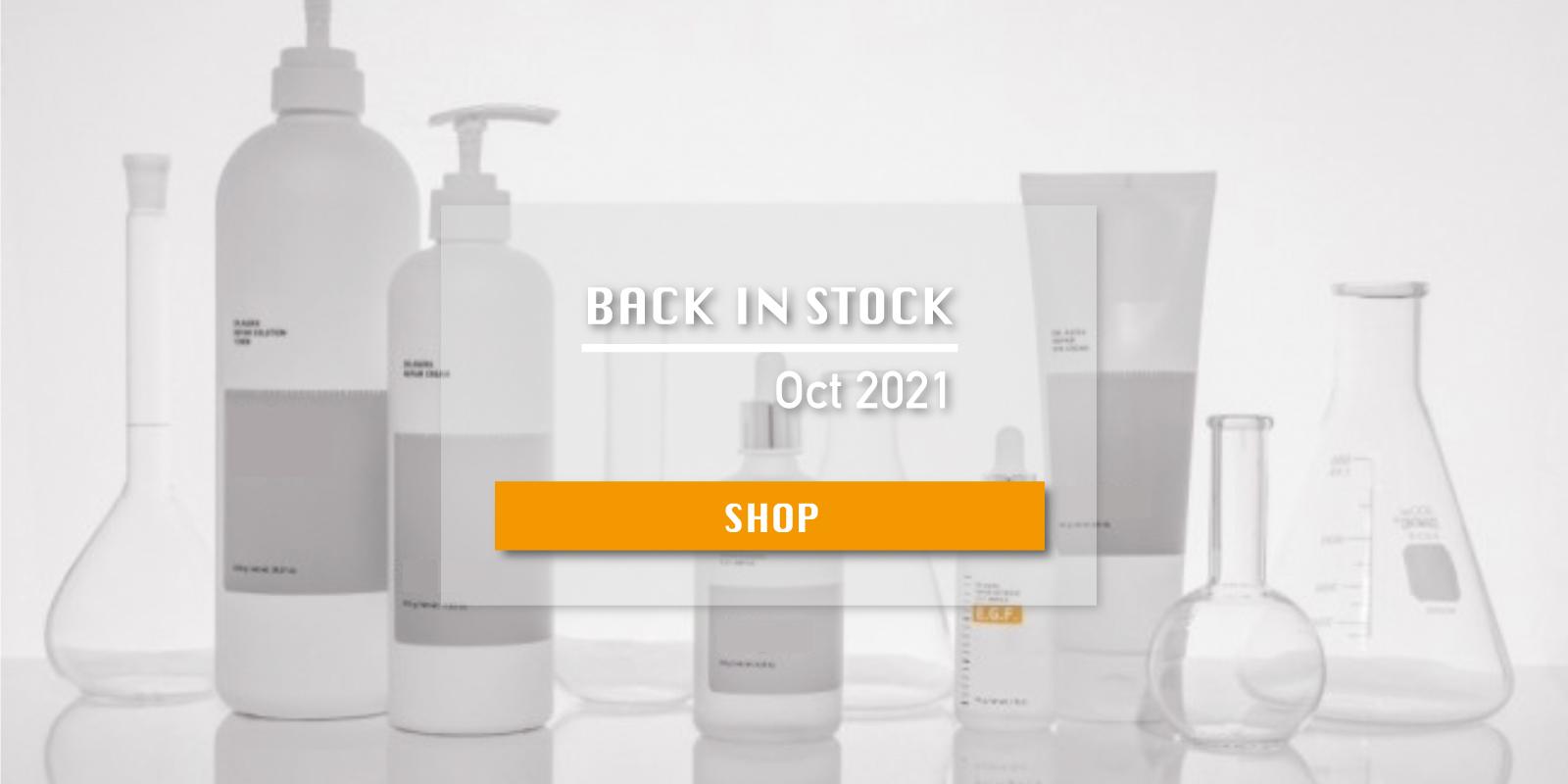 back in stock, restock, Korean skincare, skin care, k beauty, self care, cosmetics,