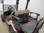 2016 Yamaha Drive Gas Carb DELUXE STREET READY Golf Cart, Maroon & Silver