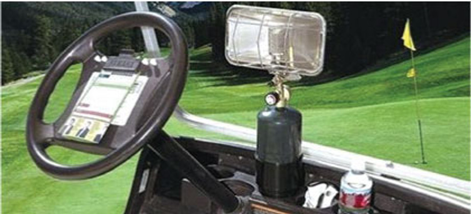 Golf Cart Heater Basics