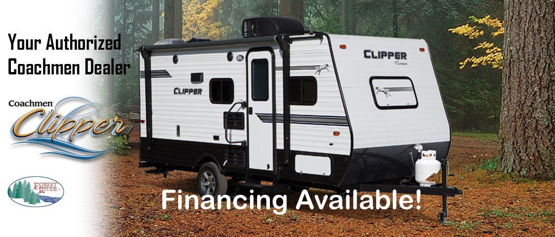 Coachmen Clipper Camper For Sale