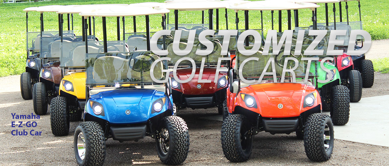 Golf Cart For Sale, Yamaha EZGO Club Car