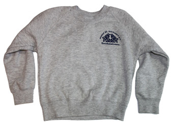 Mount St Michael School Grey Sweatshirt (Age 3-13)