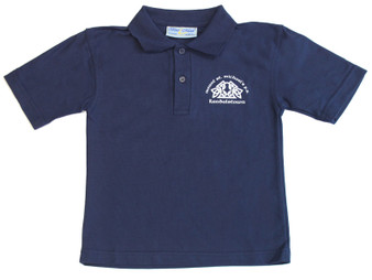 Mount St Michael Navy Poloshirt Adult