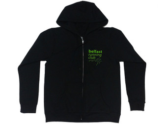 Belfast Running Club Ladies Hoodie
