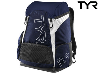 TYR Alliance Team Backpack (Black/Navy)