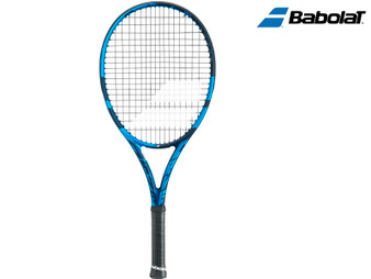 Babolat Pure Drive 26 Inch Junior Tennis Racket 2021 (Blue)