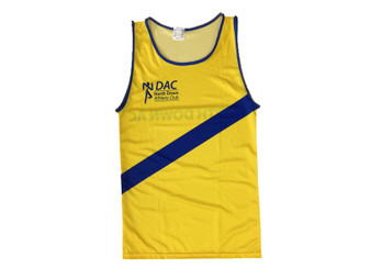North Down AC Running Vest Kids