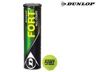 Dunlop Fort All Court Tennis Ball