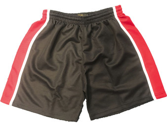 Northern Knights Kids Training Shorts Navy/Red