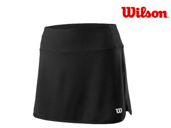Wilson Team 12.5 Ladies Skort (Black)