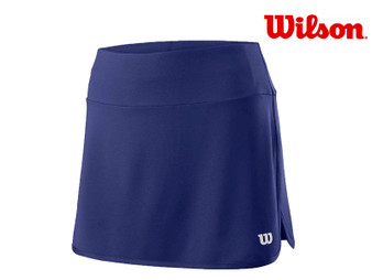 Wilson Team 12.5 Ladies Skort (Blue Depths)