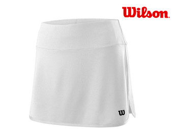 Wilson Team 12.5 Ladies Skort (White)
