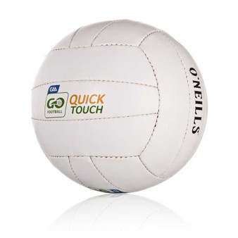 O Neills Quick Touch Football (White)