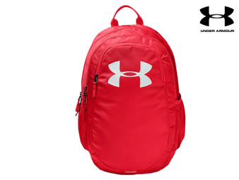 Under Armour Scrimmage 2.0 Backpack (Red 600)