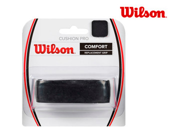 Wilson Cushion Pro Replacement Grip (Black)