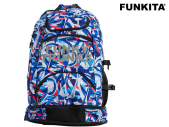 Funky Trunks Futurismo Elite Squad Backpack
