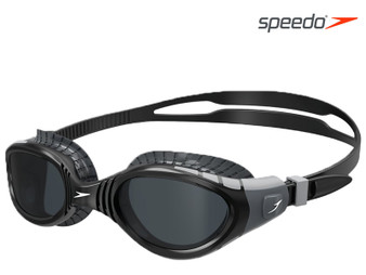 Speedo Futura BIofuse Flexiseal Swimming Google Adult Black