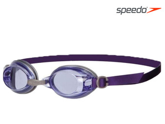 Speedo Jet Swimmimg Goggle Adult Purple/Grey