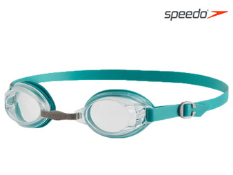Speedo Jet Swimmimg Goggle Adult Mint/Grey