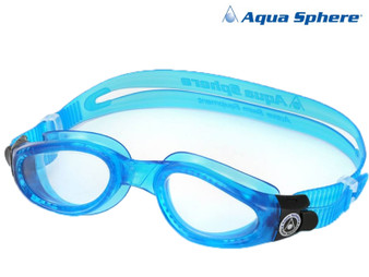 Aquasphere Kaiman Swimming Goggle Adult Blue
