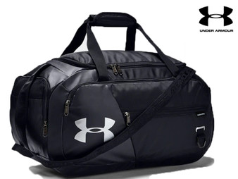 Under Armour Undeniable 4.0 Small Duffel (Black 001)