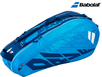Babolat Pure Drive 6 Racket Bag 2021 (Blue)