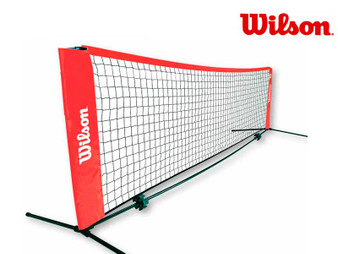 Wilson 6.1m Mini Tennis Net