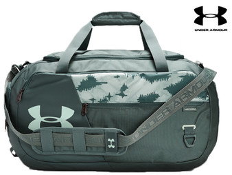 Under Armour Undeniable 4.0 Medium Duffel (Green 425)