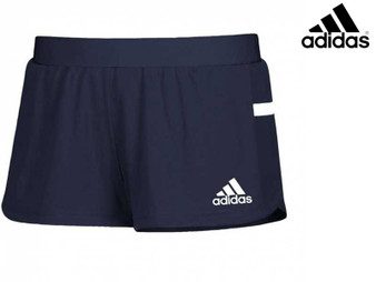 Adidas T19 Ladies Running Short  Navy
