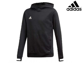 Adidas T19 Hoody Youth (Black)