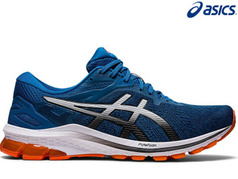 Asics Gel GT 1000 10 Mens Running Shoe (Reborn Blue/Black)