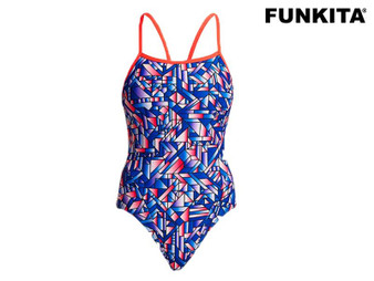 Funkita Pane In The Glass Single Strap Ladies Swimsuit