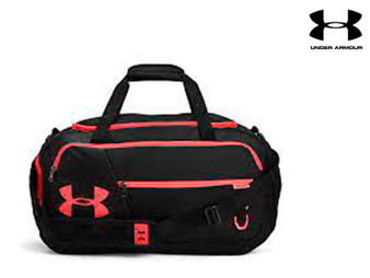 Under Armour Undeniable 4.0 Small Duffel (Black 008)