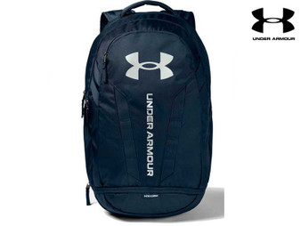 Under Armour Hustle 5.0 Backpack (Navy 408)