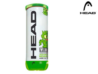 Head T.I.P Green Ball 3 Pack
