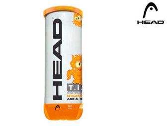 Head T.I.P Orange Ball 3 Pack