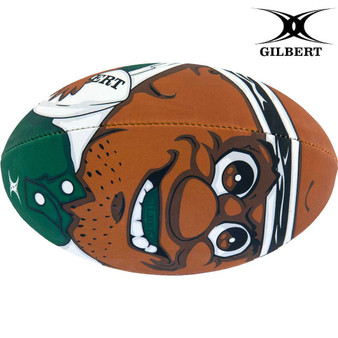 Gilbert Randoms Player No.2 Rugby Ball Size 5