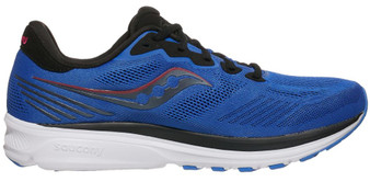 Saucony Ride 14 Mens Running Shoe (Royal Blue/Space)