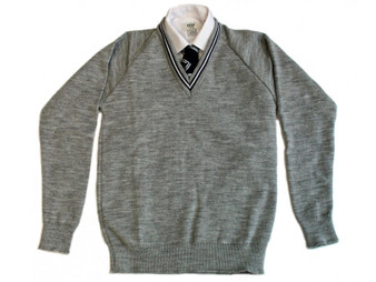 "Methodist College Boys School Pullovers 26""- 28"""